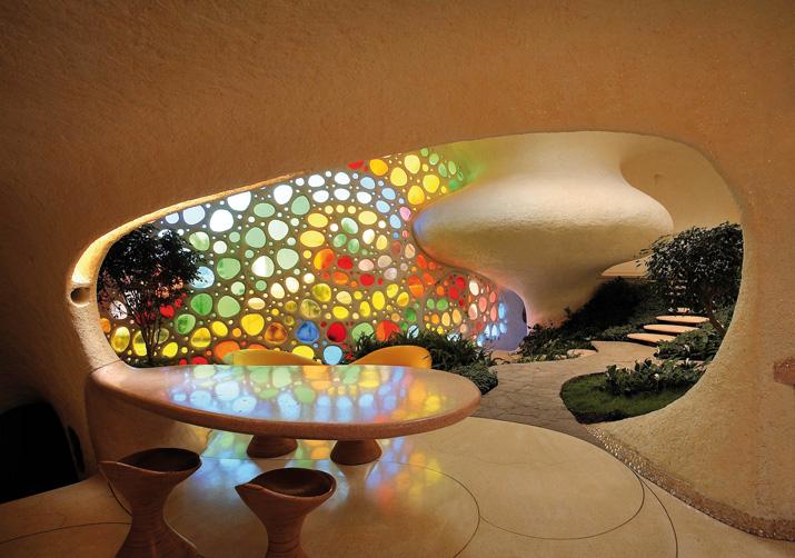 Casa Nautilus comedor