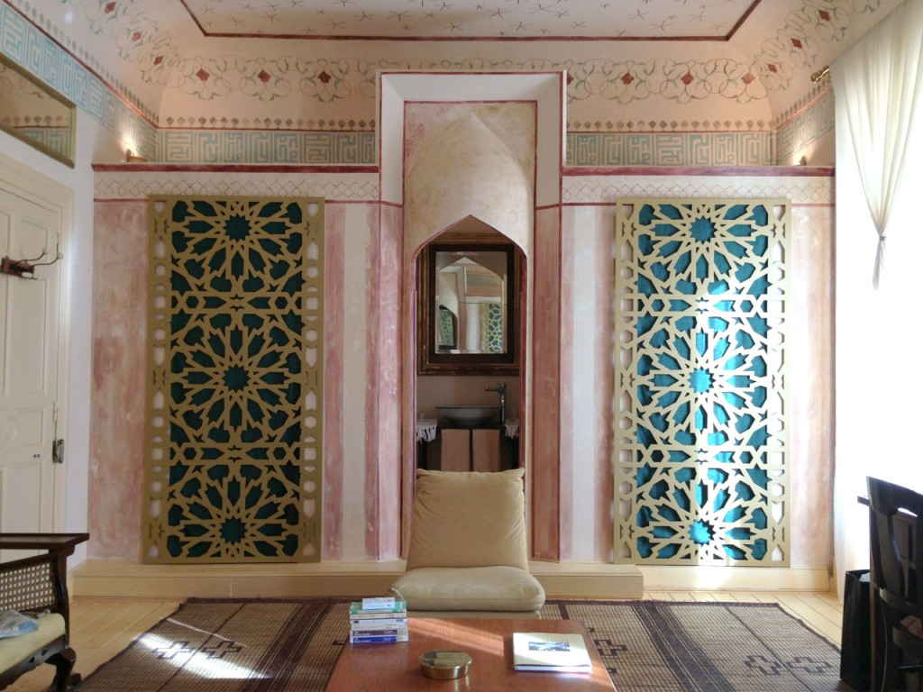 Habitación persa