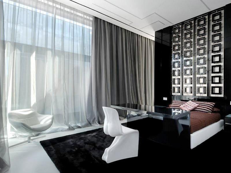dormitorio decorado lujo