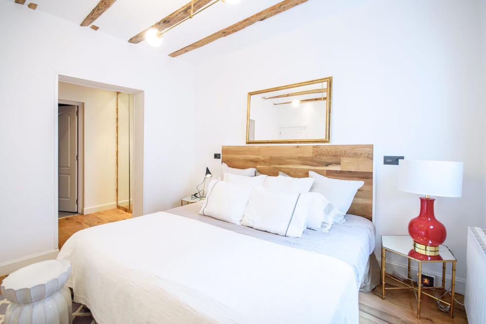 Habitacion piso reformado