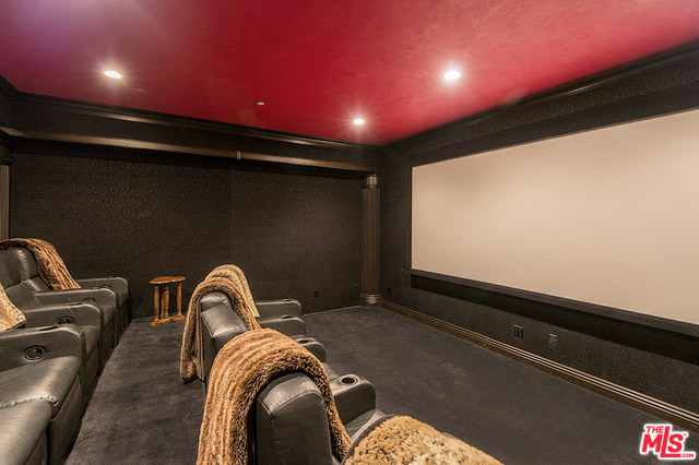 Sala de cine de Slash