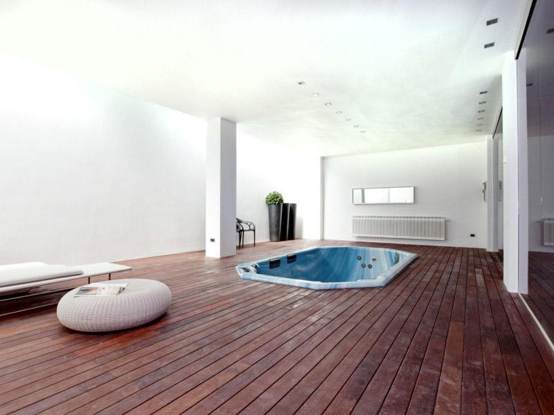 spa en casa